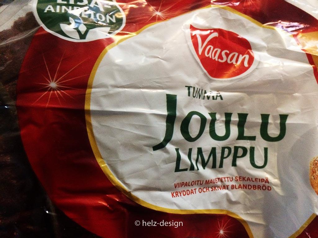 Joululeipä – Weihnachtsbrot