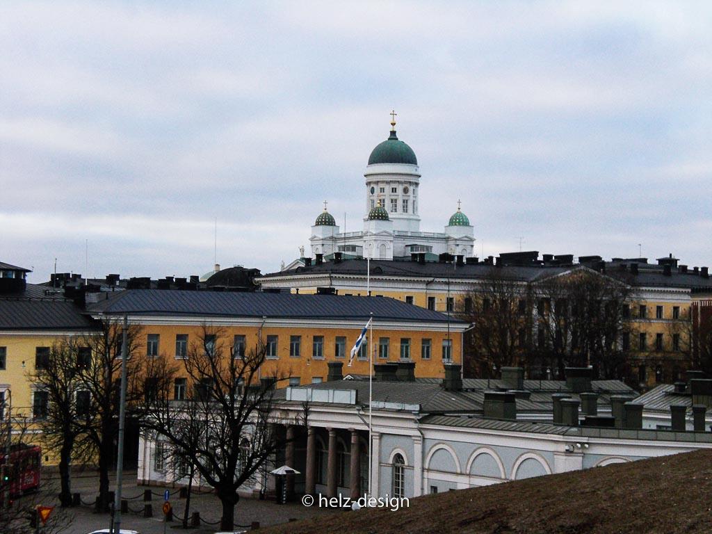 das Machtzentrum Finnlands