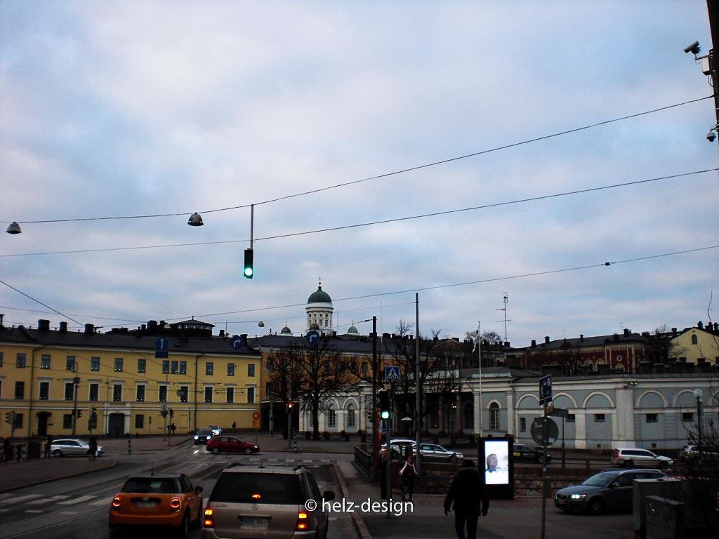 Presidentinlinna – Tuomiokirkko – Päävartio
