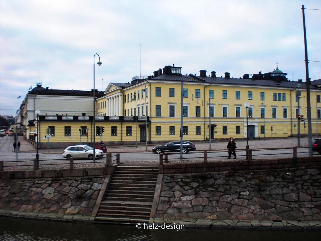 Presidentinlinna –Präsidentenpalast
