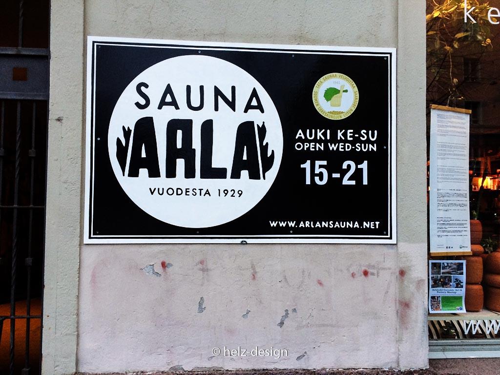 Arla Sauna