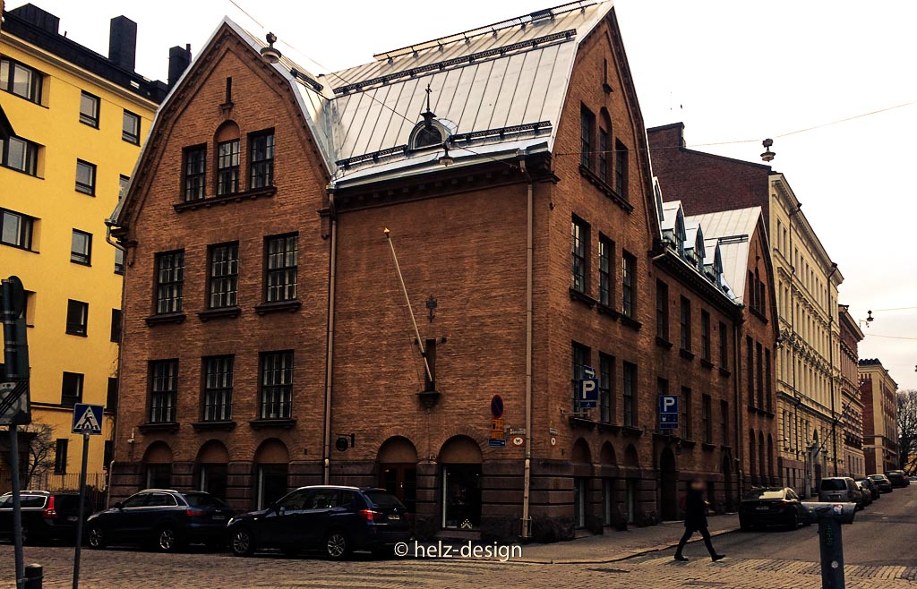 Schwedische Literaturgesellschaft, Ritarikatu 5