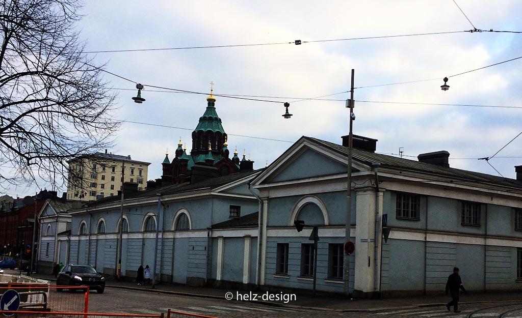 Uspenski Katedraali und Päävartio / Hauptwache