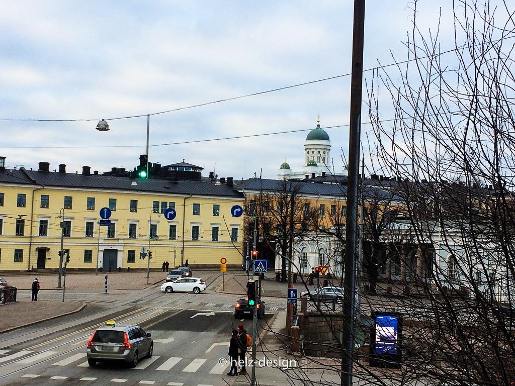 Presidentinlinna / Presidentenpalast – Tuomiokirkko – Päävartio