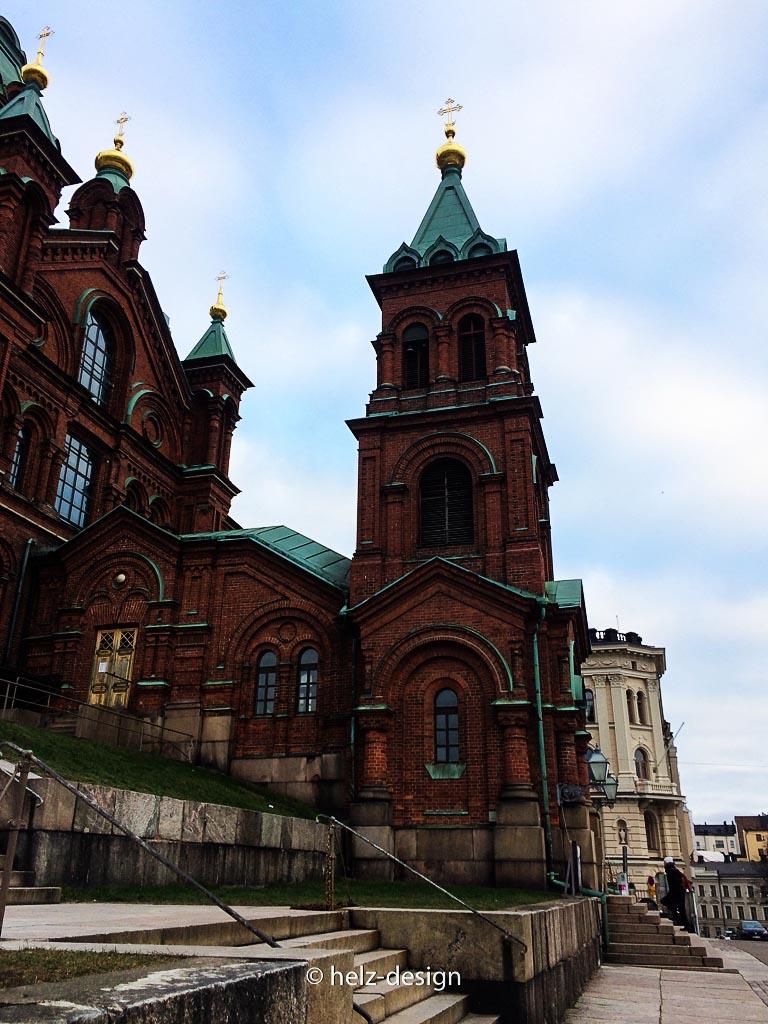 Eingang und Glockenturm