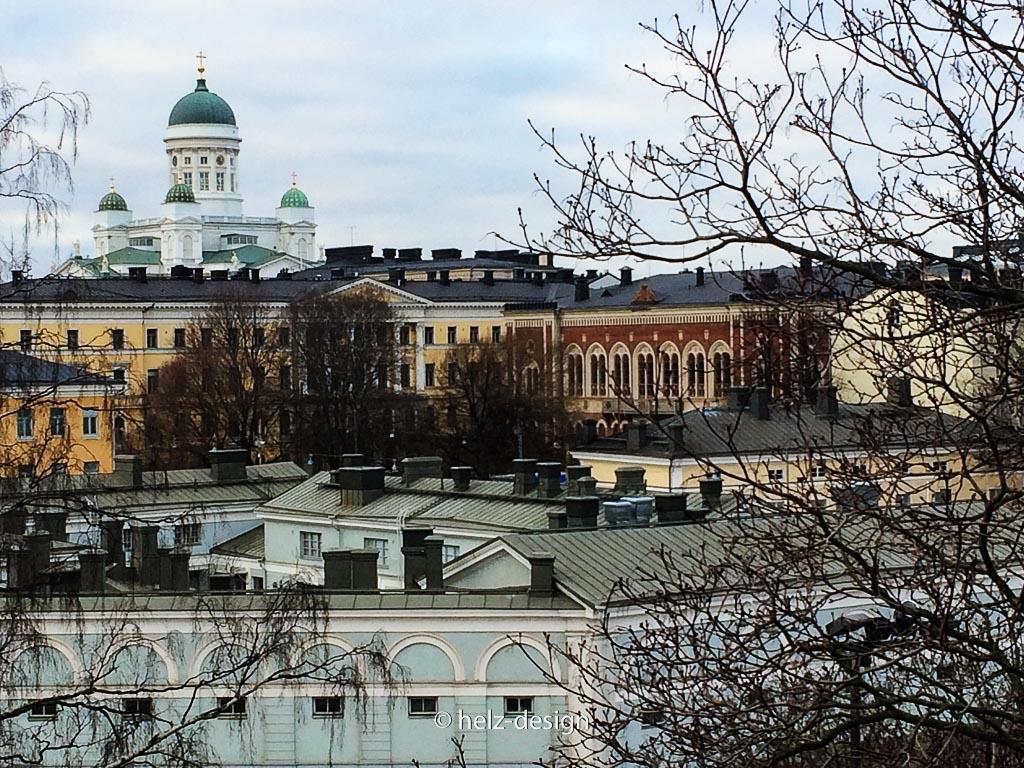 Presidentinlinna – Tuomiokirkko – Ritarihuone –  Päävartio