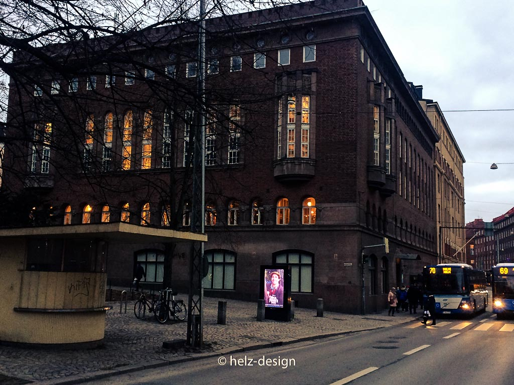 Runeberginkatu / Apollonkatu