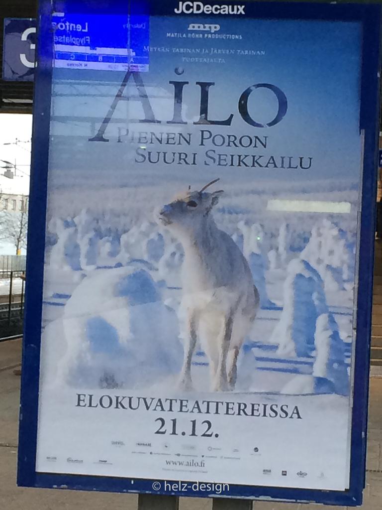 Ailo …das große Abenteuer des kleinen Rentiers …ab 21.12. im Kino