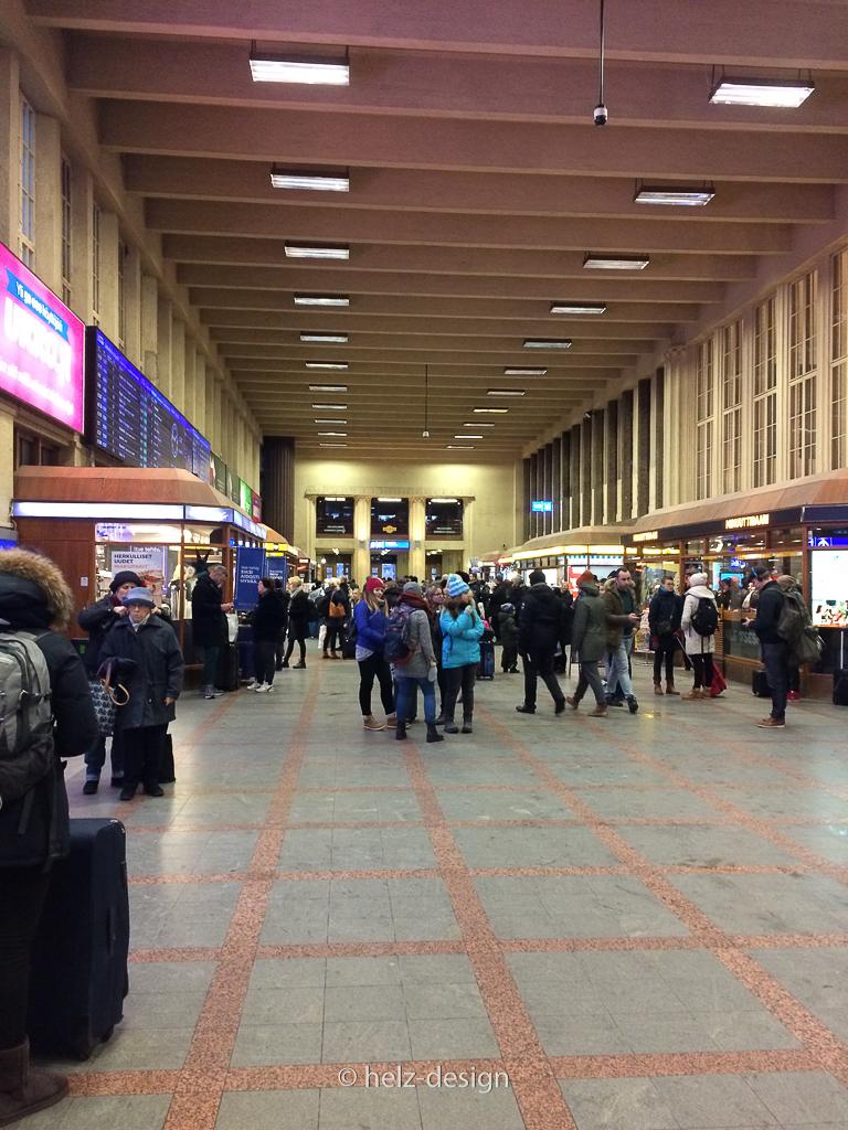 Rautatieasema –Haupthalle