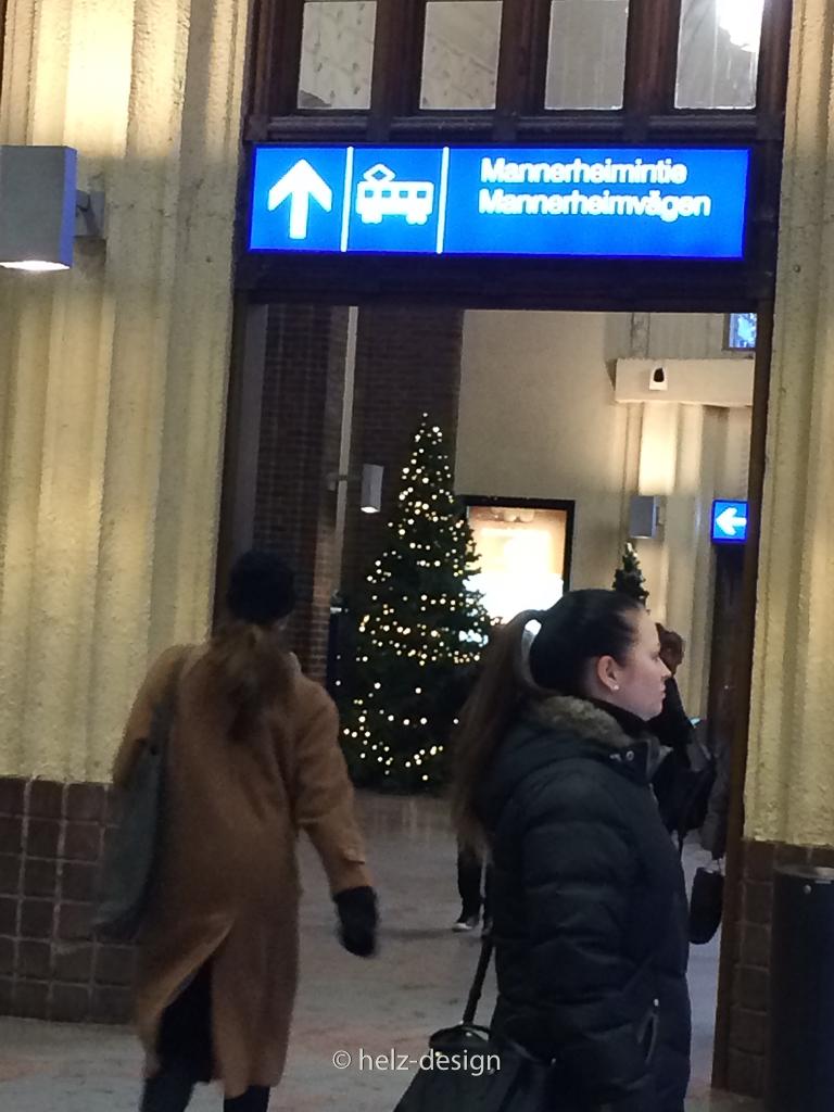 Bahnhofsweihnachtsbaum
