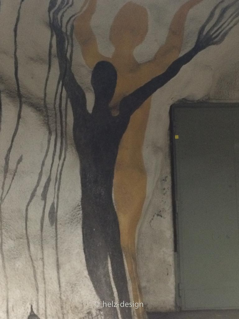 Höhlenmensch oder Alien?