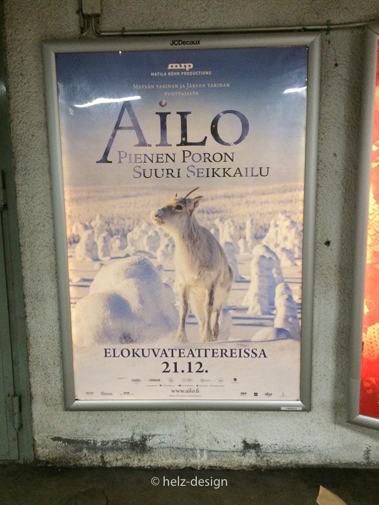 Ailo ist auch hier