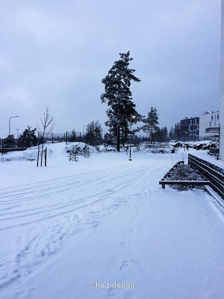 Das nenne ich Schnee