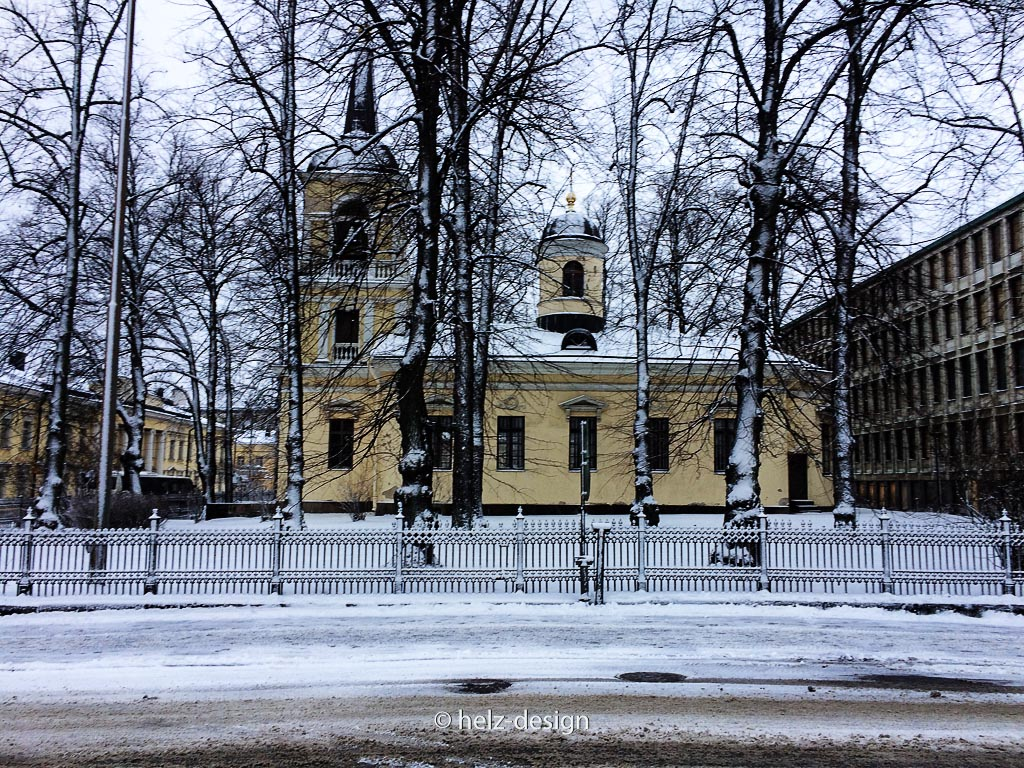 Pyhän Kolminaisuuden kirkko –Orthodoxe Dreifaltigkeitskirche