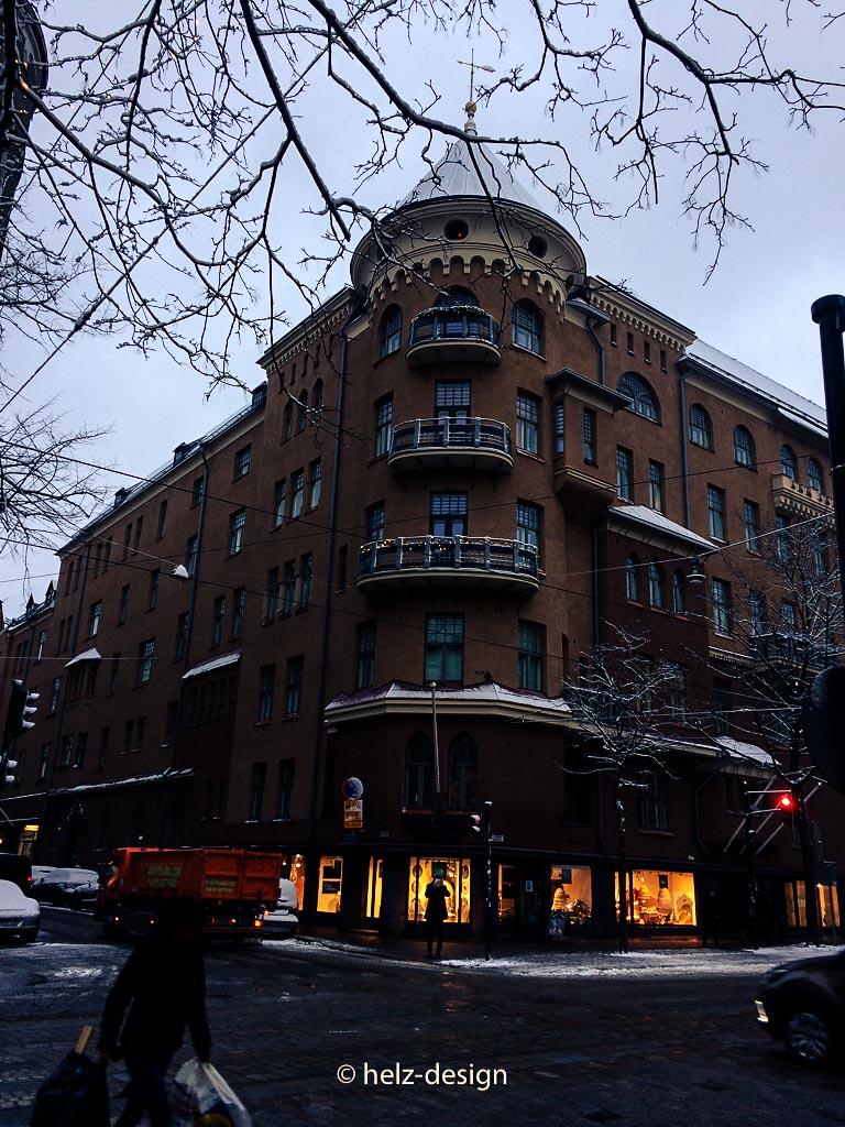 Wiederholung eines meiner ersten Fotos  –Bulevardi 11