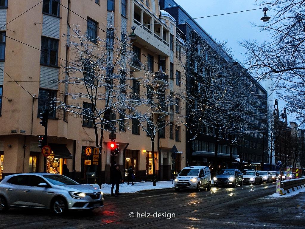 Links an der Ecke: Chez Marius