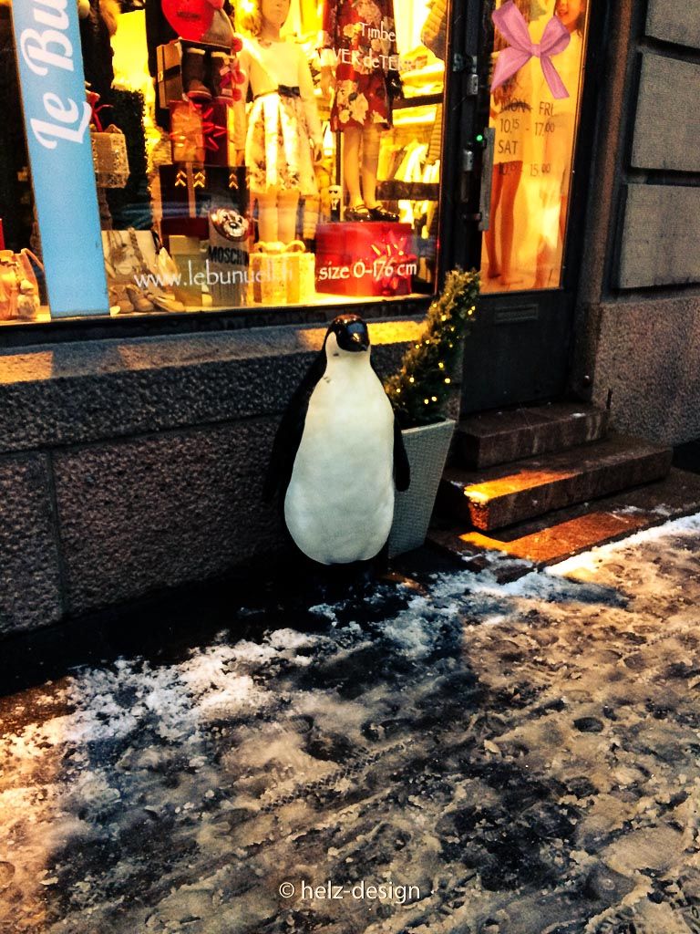 Pinguinwächter