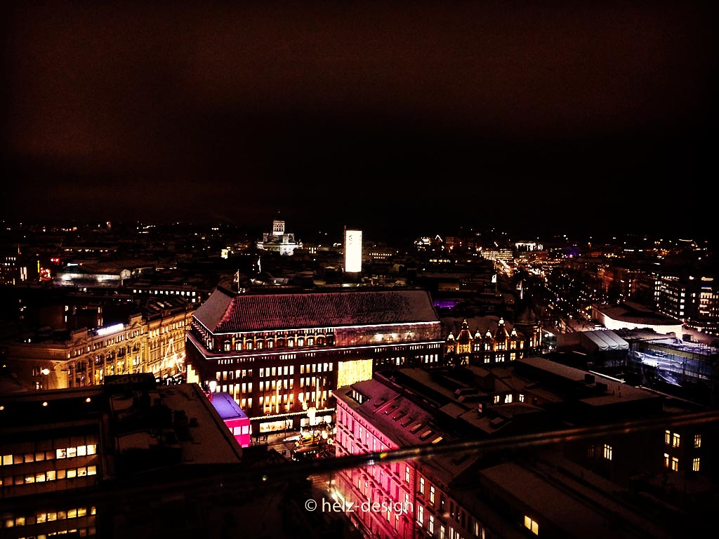 Nochmal Mannerheimintie – Stockmann – Tuomiokirkko