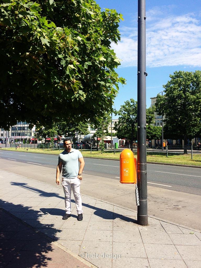 Berlin Kurt-Schumacher-Platz