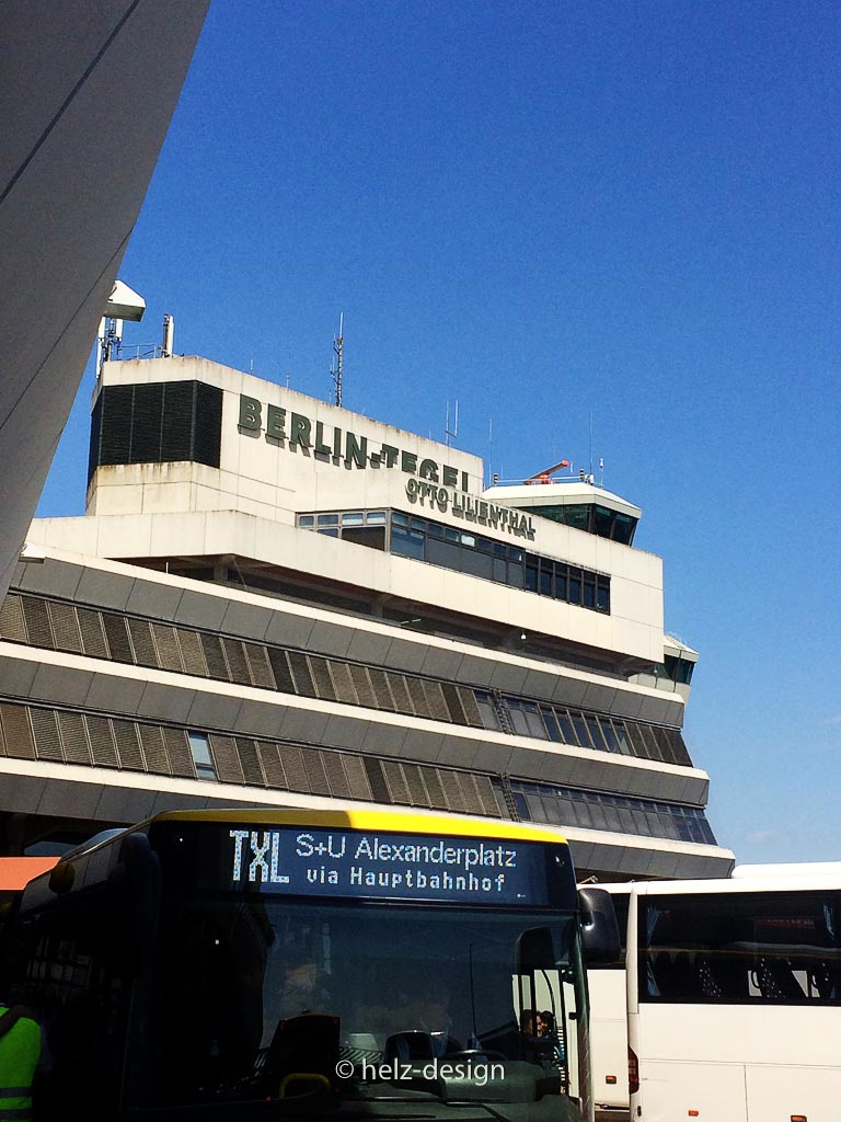 Berlin Flughafen Tegel