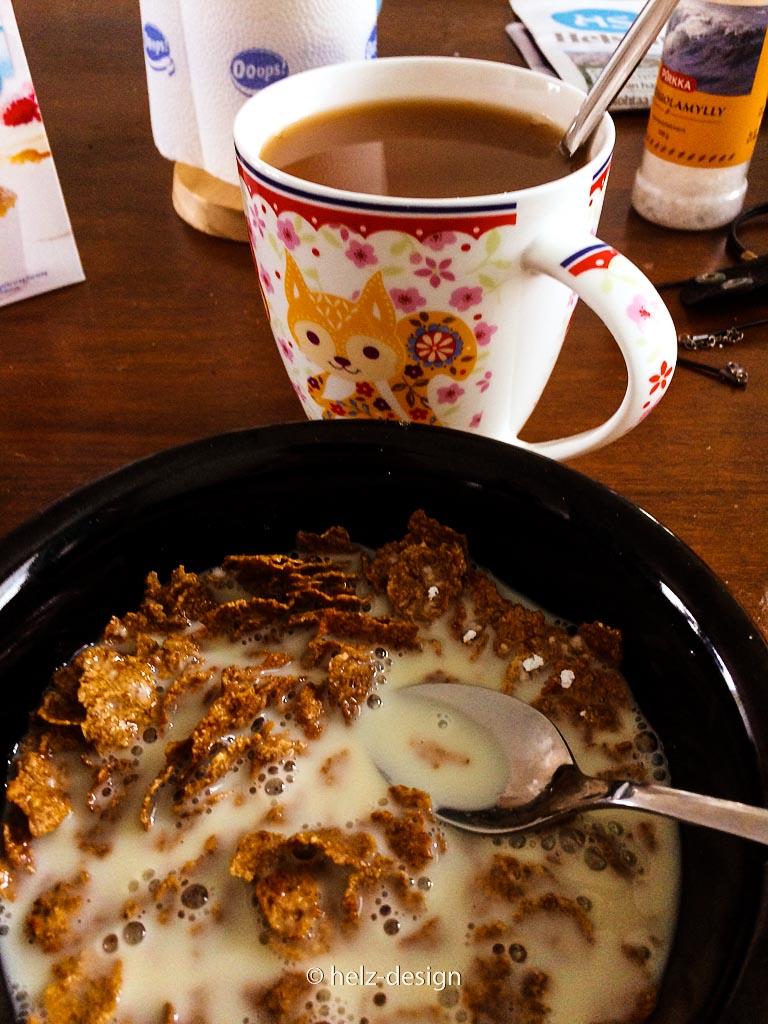 Cereals mit Hafermilch