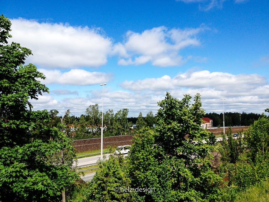 Lahdentie – Autobahn nach Lahti