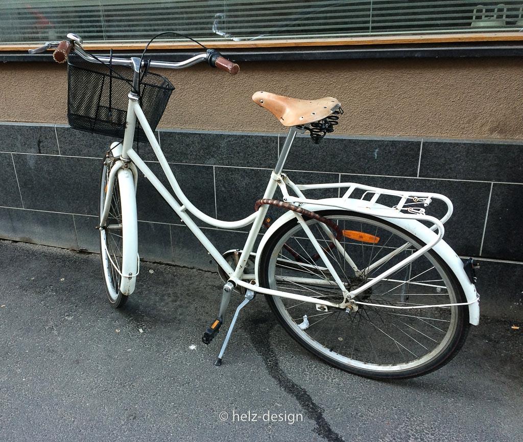 Ein Bike muß mal …