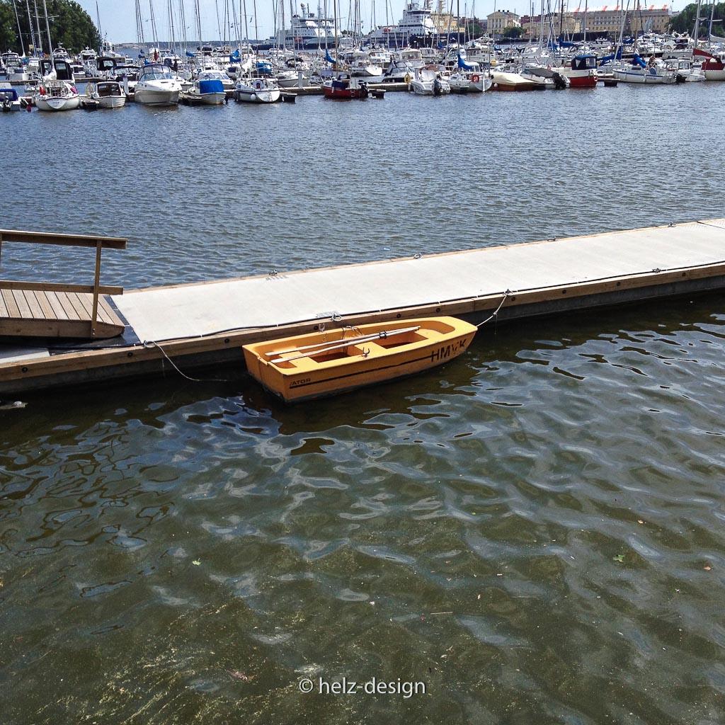 Boote so weit das Auge reicht… hier kommen die Babyboote her