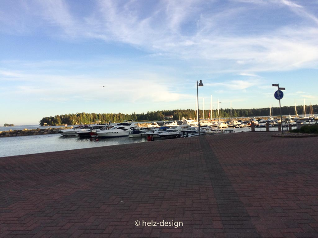 Aurinkolahden venesatama – Bootshafen