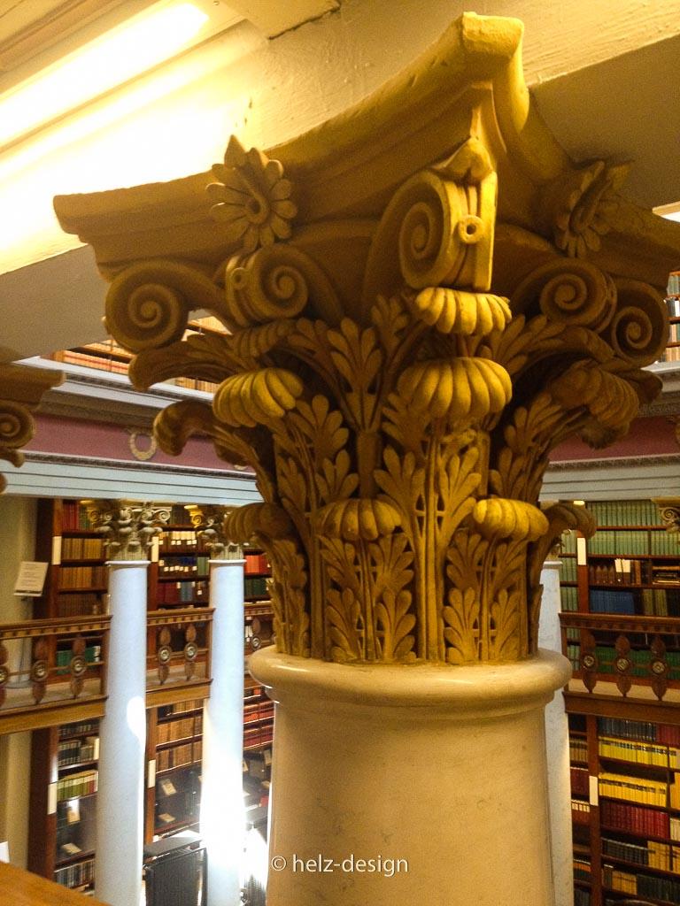 Säulenabschluß