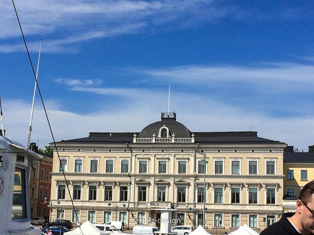 Präsidentenpalast –Presidentinlinna