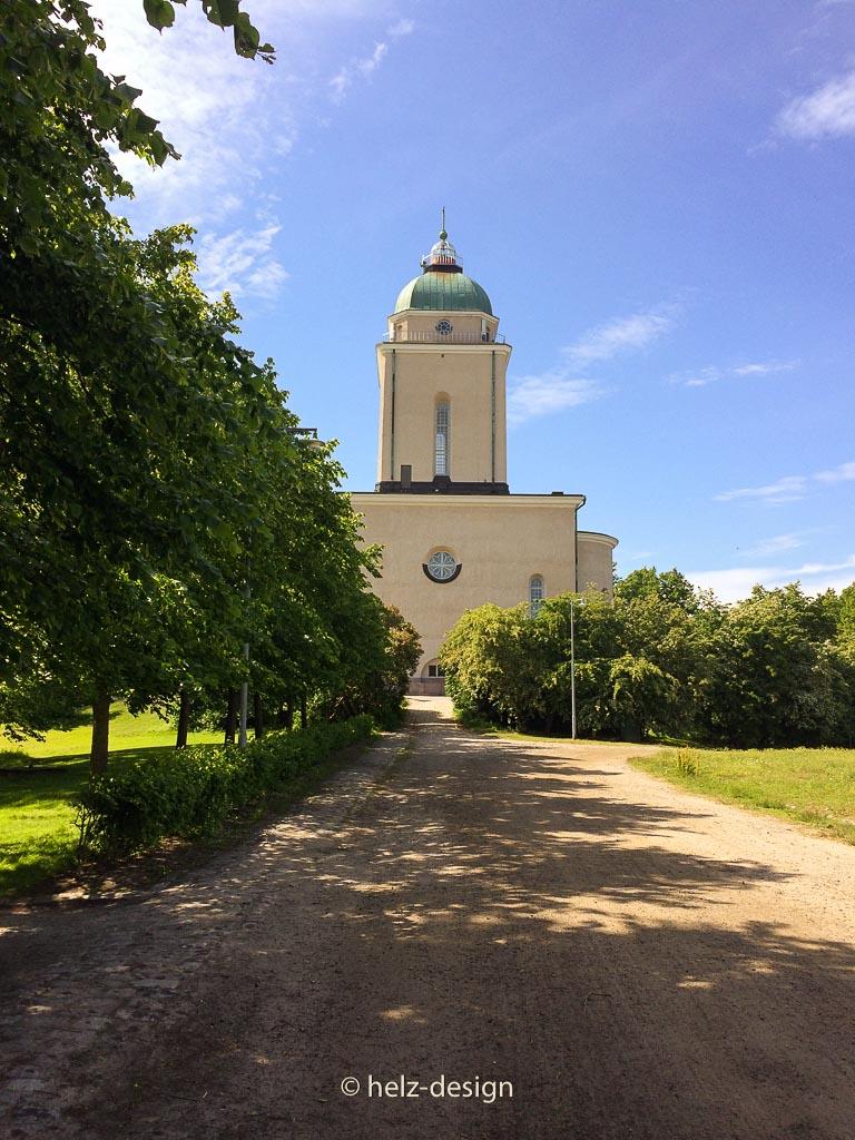 Suomenlinnankirkko