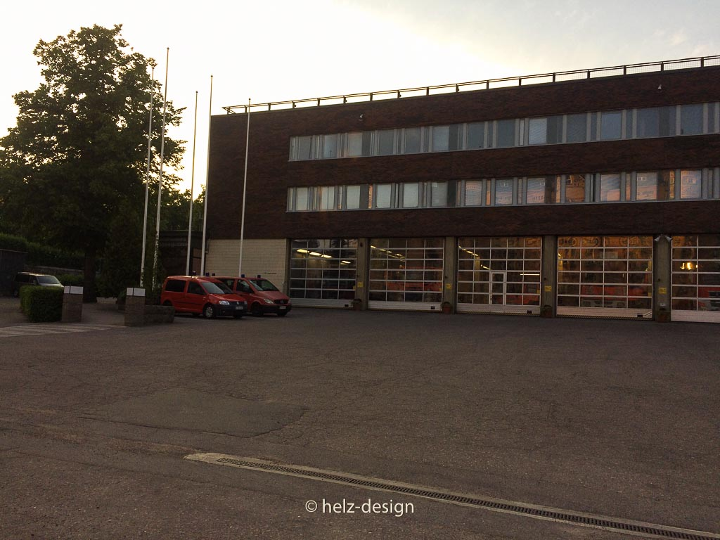 Keskuspelastusasema –Feuerwache Kallio