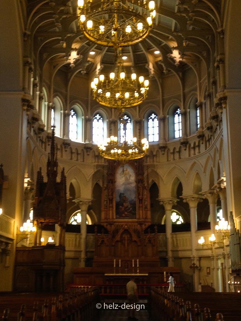 Chor und Hochaltar