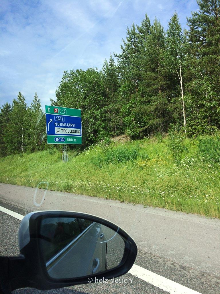 Abfahrt Nurmijärvi