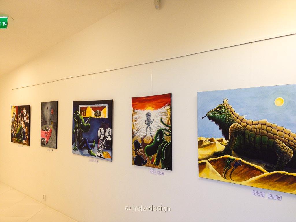 Miniausstellung