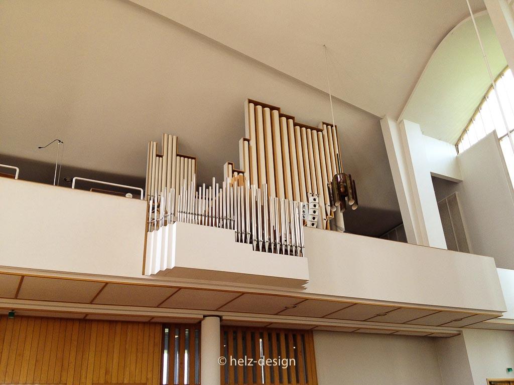 Lakeuden Risti Kirche Orgel