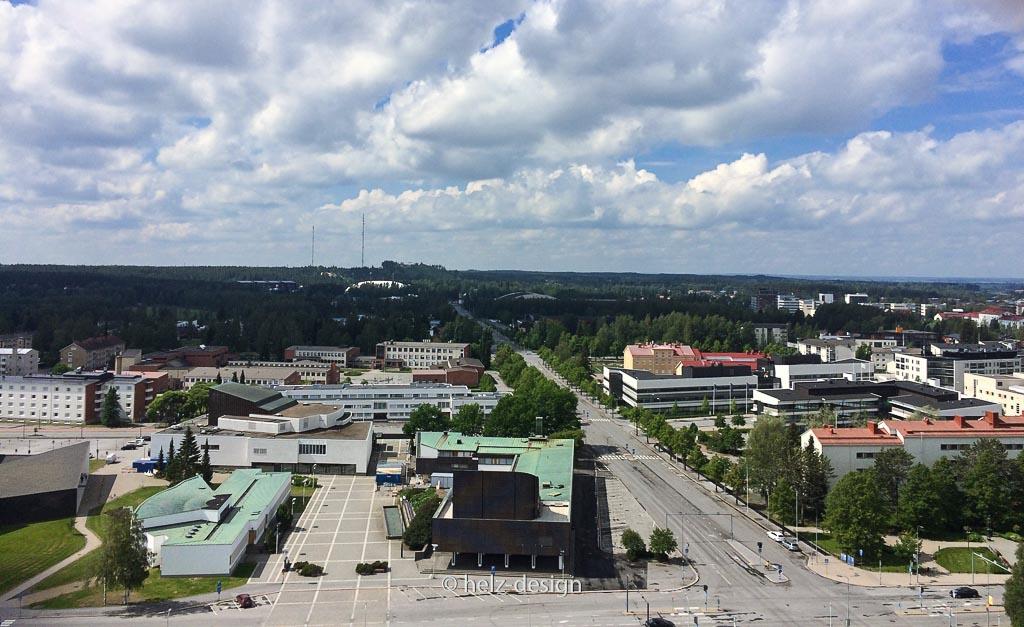 Aalto Center & Schulzentrum
