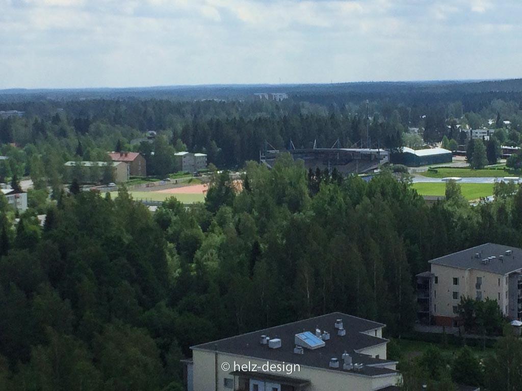 Sportfeld – Pesäpallo Stadion