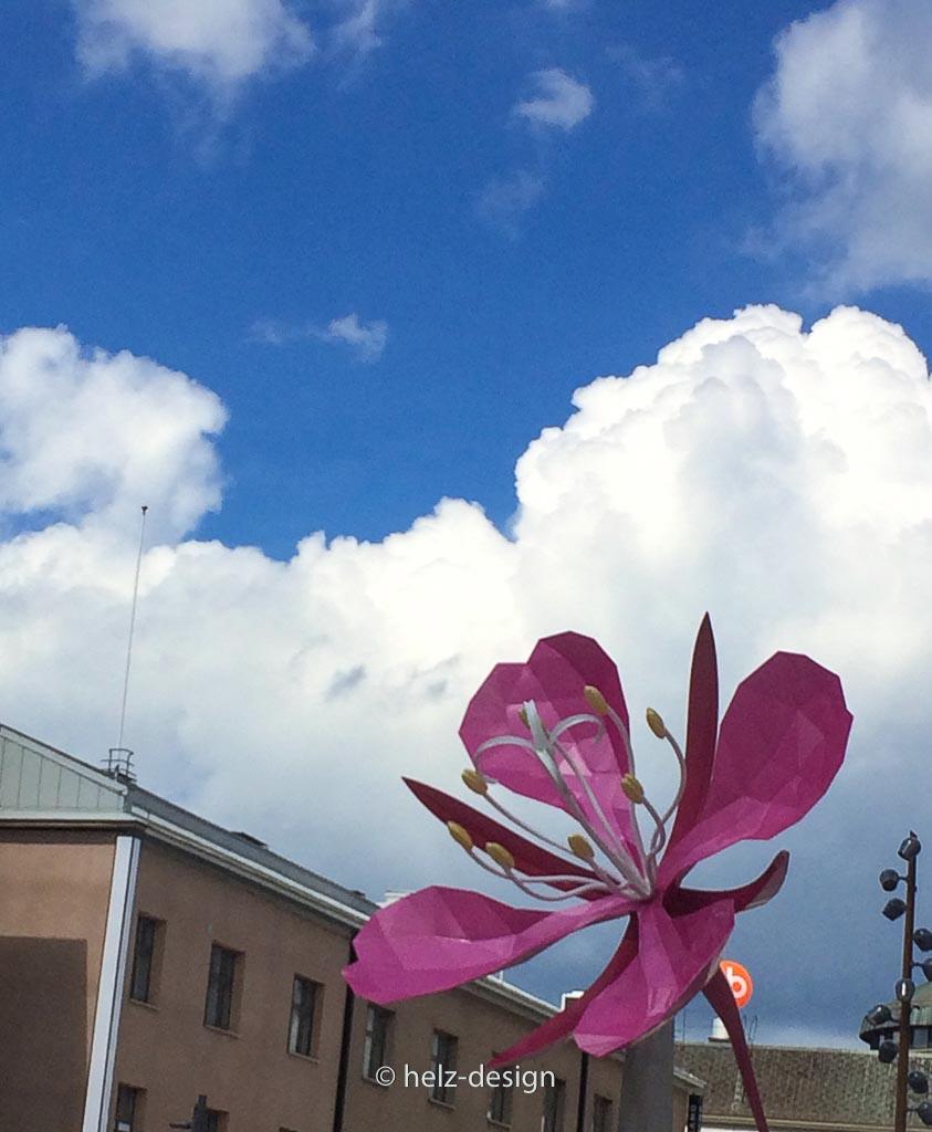 Die große Blume