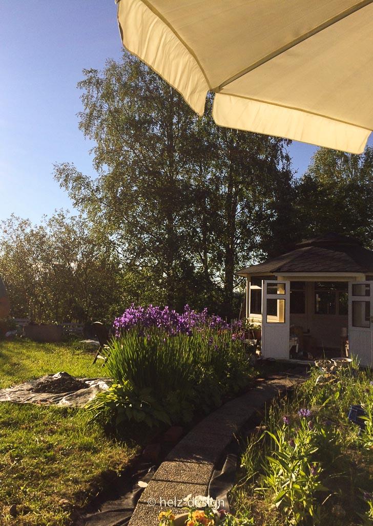 Gartenpavilion
