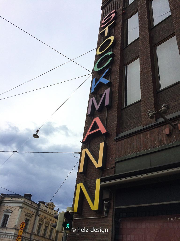 Stockmann im Pridelook