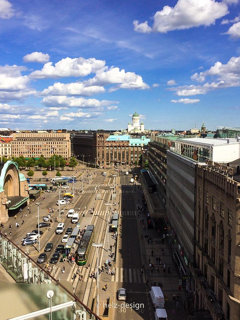 Tuomiokirkko –Uspenski Katedraali – Rautatieasema – Kaivokatu