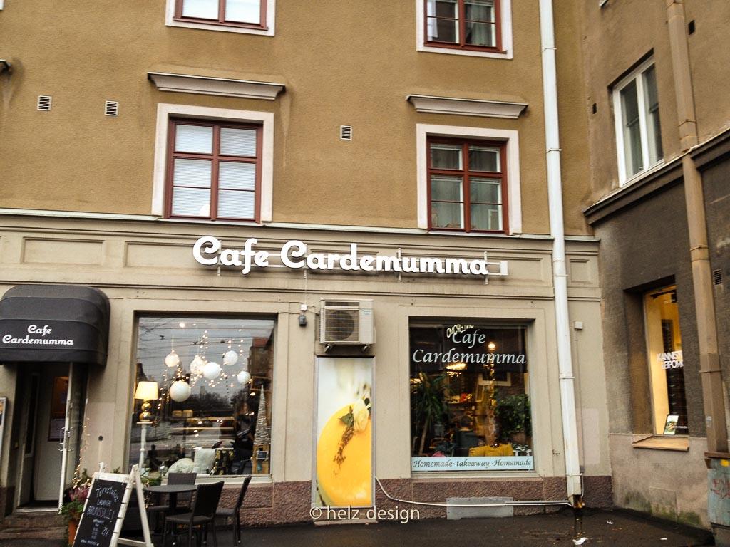 Cafe Carrdemmuma