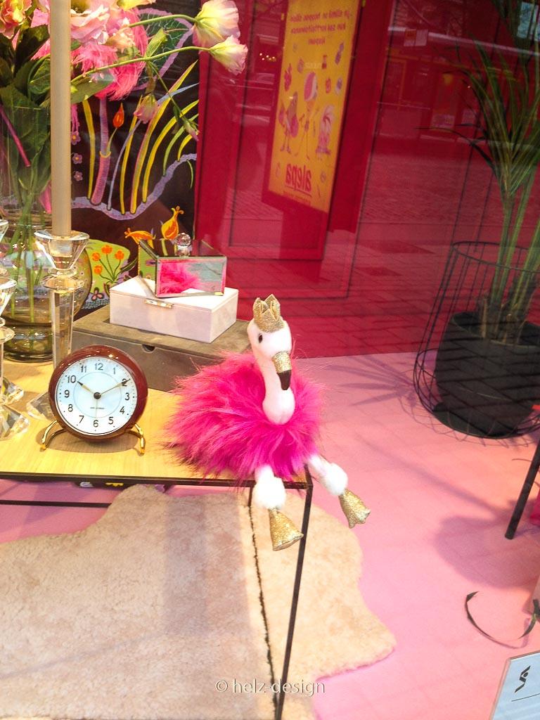 Glitter-Flamingo