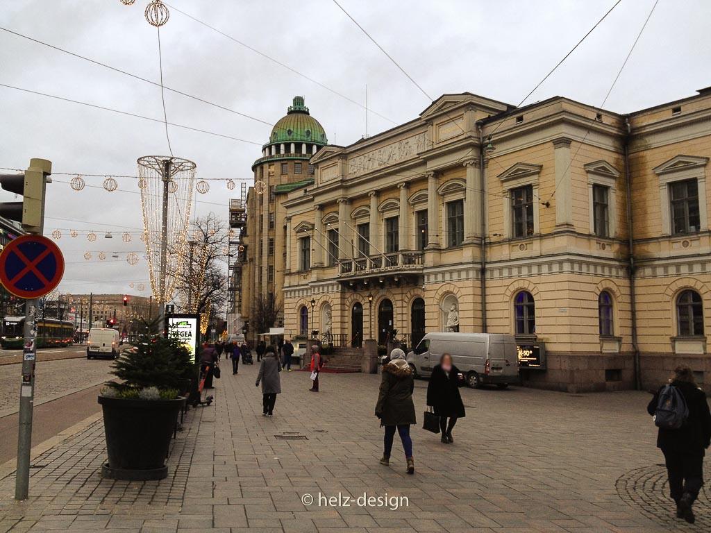 Vanha Yliopistotalo –Altes Studentenhaus