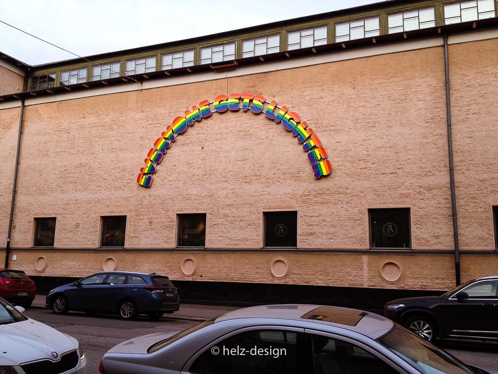 Taidehalli – Kunsthalle / Nervanderinkatu