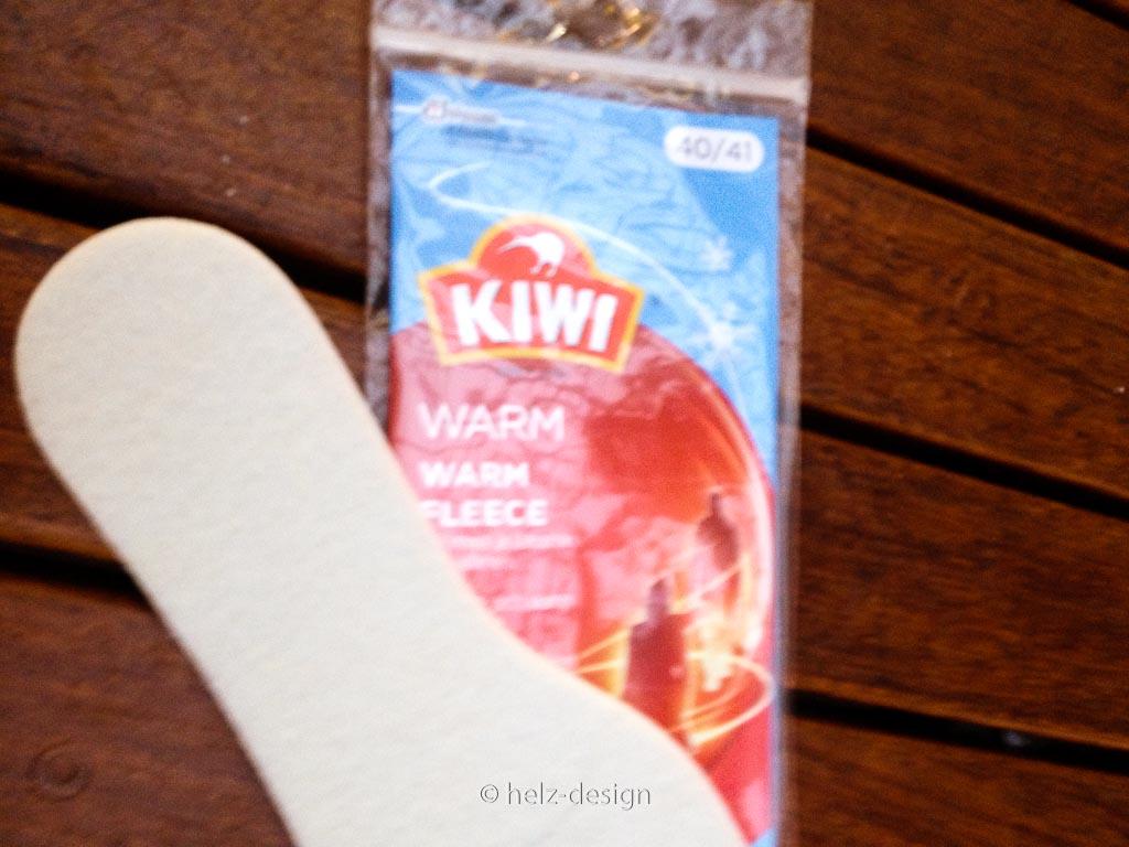 Einlegesohlen von Kiwi