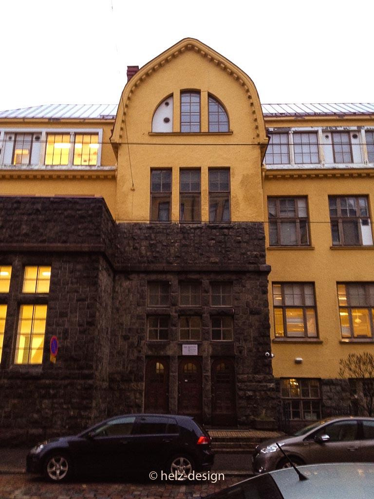 Tehtaankadun koulu – Tehtaankatu Grundschule