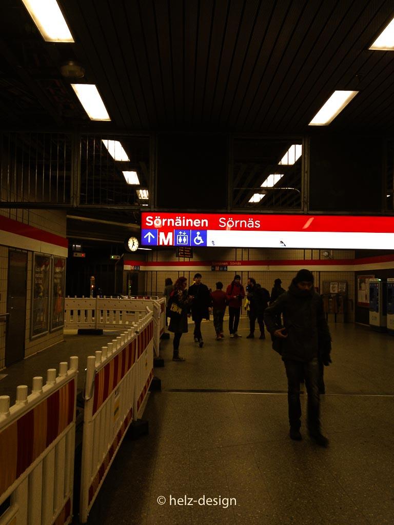 Metro Sörnäinen